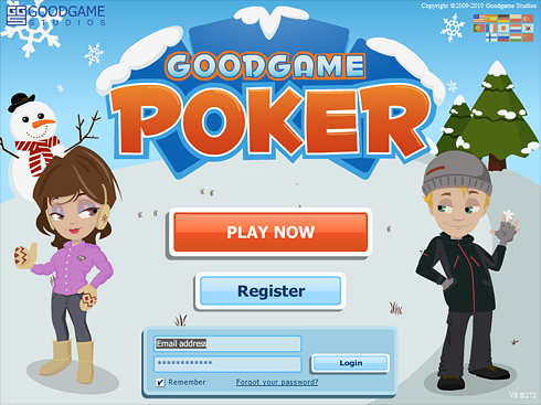 free flash poker games download