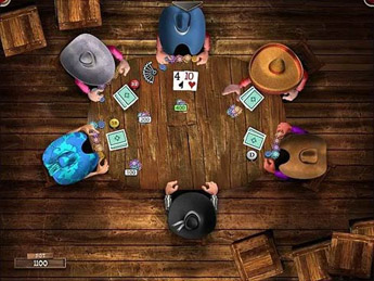 games hold em free texas online